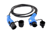Picture of Type 2 - Type 1 Charging cable 32A