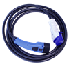 Picture of Type 3 Tesla charging cable - 3-phase - 16A