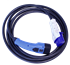 Picture of Type 3 Tesla charging cable - Single Phase - 32A