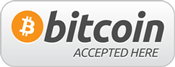 We accept Bitcoin!